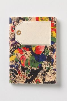 Love this beautiful notebook