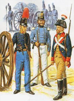 Alabama Volunteer Militia, 1861: • Greensboro Light Artillery Guards  • Mobile Cadets  • Mobile Continentals