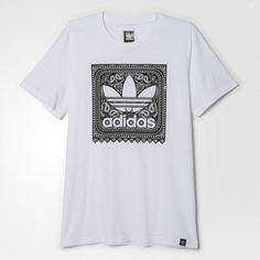 BB PTRN FILL 2 Camisa Adidas, Adidas Outfit, Mens Fashion, Fashion Outfits, Club Dresses, Adidas Originals, Paisley, Tee Shirts, Adidas Clothing