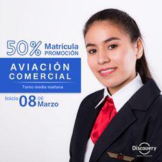 Discovery | Aviación Comercial
