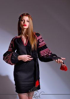 d25ff69e762 Boho embroidery dress  Платье-вышиванка от Tm Ukrlook