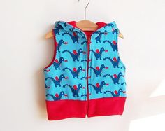 (9) Name: 'Sewing : DRAGON Vest for Babies 0 to 2yrs