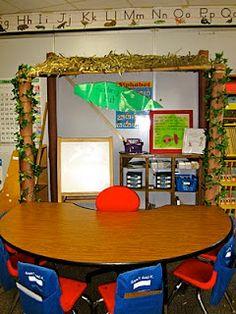 jungle theme classroom ideas