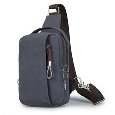 Peterbolo Men's Vintage Canvas Shoulder Bag Retro men Crossbody Bag Single-Strap chest Bag Designer Purses And Handbags, Handbags For Men, Cheap Crossbody Bags, Canvas Crossbody Bag, Tote Bag, Retro Men, Vintage Men, Vintage Canvas, Canvas Shoulder Bag