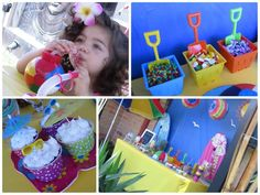 beach+themed+kids+birthday+party | Beach Themed Birthday Party by Vicky from Party Rite - Paperblog