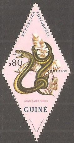 Guine 1962 $80