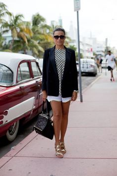 South Beach Chic: Miami Street Style