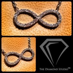 Gorgeous Infinity necklaces