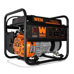 WEN Gasoline Portable Generator with Oem Engine at Lowe's. Remember when you had a compact and reliable portable power source? Whether you need power during an outage or at a tailgate, the WEN Generator Gas Powered Generator, Portable Inverter Generator, Sump Pump, Electronic Recycling, Wall Outlets, Outdoor Power Equipment, Engineering, Generators, Compact