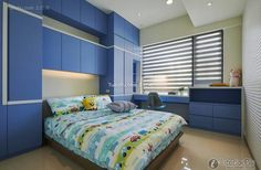 Post-modern children's rooms enjoy 2016