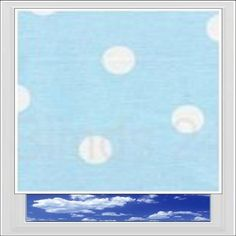 Our polka dots baby blue blackout blind will match any theme you have in your boys bedroom. We have a whole range of roller blinds especially selected for chil Childrens Blinds, Bedroom Blinds, Fabric Blinds, Blackout Blinds, Roller Blinds, Blue Polka Dots, Nursery Themes, Baby Blue, Kids Room