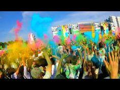 HAPPY HOLI FESTIVAL Fortaleza 2015 | GoPro AFTERMOVIE - YouTube