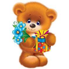 0-25-007 Плакат фигурный, 499x342 Медвежонок всего за 28.90 руб.
