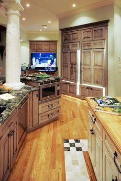 shaker kitchen design ideas cottage kitchen design ideas cheap kitchen design ideas #Kitchen