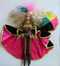 Vintage Barbie//Circus Star Barbie// Limited Edition Barbie// F.A.O. Schwarz Barbie//Barbie by Waitingforgeorge on Etsy