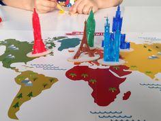 Pudło pełne niesamowitych historii i przygód. Specjalnie dla Małych Podróżników - podróż dookoła świata!