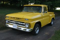 typically not one of my favorite vehicle colors, but this looks good… 1966 chevy. typically not one of Classic Pickup Trucks, Chevy Pickup Trucks, Gm Trucks, Cool Trucks, 1966 Chevy Truck, Custom Chevy Trucks, Chevrolet Trucks, Chevrolet Parts, Chevrolet Apache