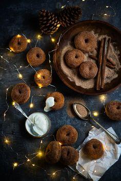 picante-jalapeno.blogspot.com: Mini donuty z cynamonowym cukrem