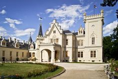 Hungary, Mansions, World, House Styles, Photos, Travel, Viajes, Pictures, Photographs