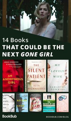Great books like Gone Girl, including twisty books for people who love thrillers. Best Books To Read, Good Books, My Books, Teen Books, Reading Lists, Book Lists, Reading Books, Best Psychological Thrillers Books, Book Tag