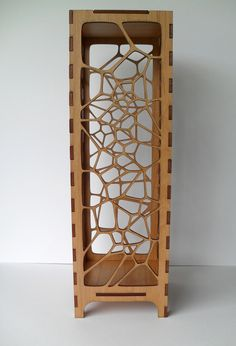 Voronoi Structure Lamp - Kim Covey