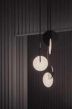 Buy the Eclipse 3 Pendant Light by Lee Broom and more online today at The Conran Shop, the home of classic and contemporary design Suspended Lighting, Cool Lighting, Modern Lighting, Lighting Design, Pendant Lighting, Chandelier, Pendant Lamps, Lighting Stores, Industrial Lighting