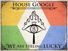 Famous websites as 'Game of Thrones' sigils   Blame It On The Voices