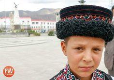 Tajik Boy from Tashkurgan, China.