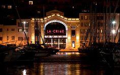 Théâtre de la Criée, Marseille © Sibran