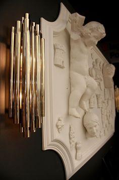 DelightFULL Wandleuchte Brubeck bei Villatmo - Villatmo-Shop - VILLATMO - Designer Möbel, Lampen & Accessoires