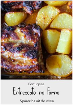 Spare Ribs, Good Food, Toast, Pork, Food And Drink, Breakfast, Portuguese Recipes, Kale Stir Fry, Morning Coffee