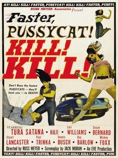 Faster, Pussycat! Kill, Kill! (Russ Meyer, 1965)