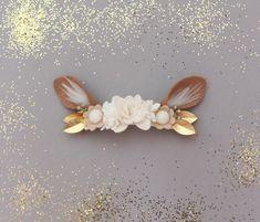 Holiday 2019 – Posy and Pom Cutest Fawn Ear Headband Holiday Style, Holiday Fashion, Ear Headbands, Holiday Photos, Felt Flowers, Little Girls, Cute, Third, Ears