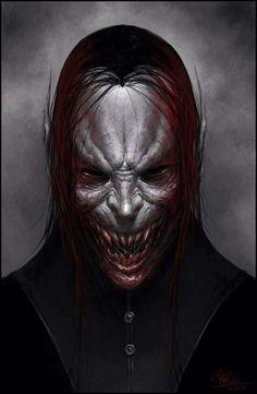 Horror Art by Chris Anyma