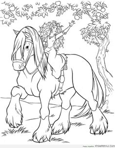 58 best Coloring Pages Princess images on Pinterest | Coloring pages ...