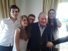 80 anni nonno Mario!
