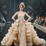 Michael Cinco. Fashion Forward 2013 Dubai.