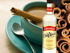 Made with pure cane sugar, Classic Cinnamon Syrup adds a touch of sweet spice to your morning mug.