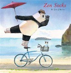 7f8a1b900e5307 Book Zen Socks by Jon J Muth New Children s Books