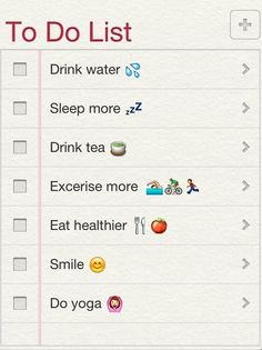 to do lists tumblr - Google Search