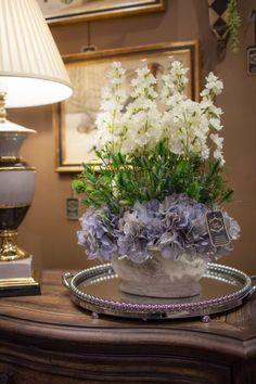Floral Arrangement ~ Inspiration: