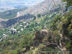 Village Makrinitsa in Mount Pelion Ancient Greek Theatre, Roman Roads, Ancient Ruins, Medieval Castle, Thessaloniki, Greece, National Parks, Greek, State Parks
