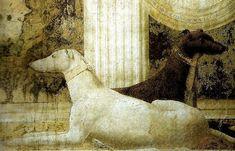 Piero della Francesca - detail of...