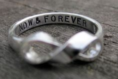 now & forever.