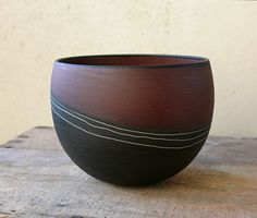 Christina Guwang - through red and black bowl