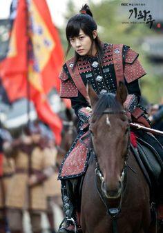 Ha Ji Won ★ #KDrama - Empress Ki