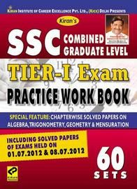 There are altogether Scheme of Tier-I Examination (Duration 2 Hours) General Intelligence & Reasoning (50), General Awareness (50), Numerical Aptitude (50), English Comprehension (50). This book has some Special Features : Chapterwise Solved Papers on Algebra , Trigonometry , Geometry & Mensuaration.