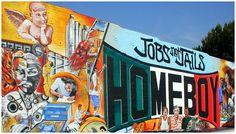Homeboy Industries initiated by Father Greg Boyle