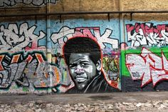 The Street Artist MTO, which is the short form for Mateo, was born in France and worked mostly in Berlin. Apart from that information, MTO managed to keep his identity and information's about himself secret. But his artworks are speaking for itself and are way more interesting anyway. MTO became known for spraying gray scaled portraits with a typical red outline (that is part of the artwork and his signature at the same time)
