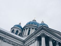 Trinity Cathedral. Saint Petersburg, Russia. 07/04/2015